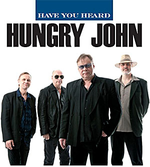 Hungry John