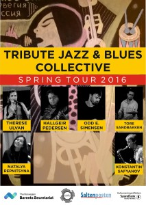 The Tribute Jazz & Blues Collective