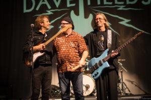 Dave Fields, Kåre Amundsen og Trond Hansen
